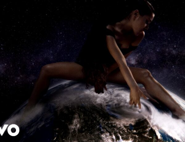 ariana grande in the god is a woman video